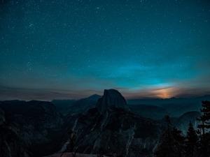 Site tem timelapses diários do Parque Nacional de Yosemite
