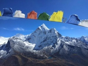 Trekking que leva ao BC do Everest é o mais alto do mundo