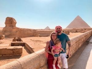 Entrevista: É possível viajar o mundo com um bebezinho, sim
