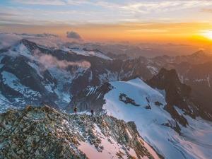 Estudo mostra redução na neve em 78% das montanhas do mundo