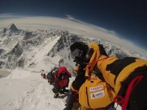 Mudanças climáticas podem facilitar escalada ao Everest sem oxigênio