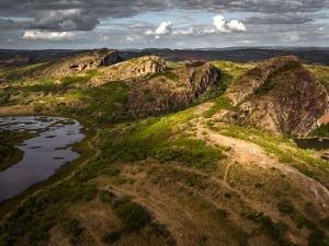 #RedescobrindoOBrasil: A natureza selvagem de Minas do Camaquã, no RS